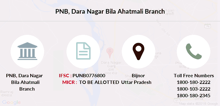 Punjab-national-bank Dara-nagar-bila-ahatmali branch