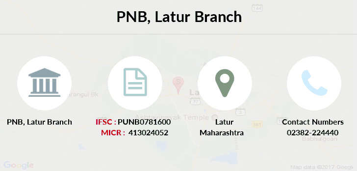 Punjab-national-bank Latur branch