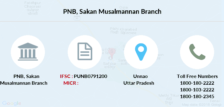 Punjab-national-bank Sakan-musalmannan branch