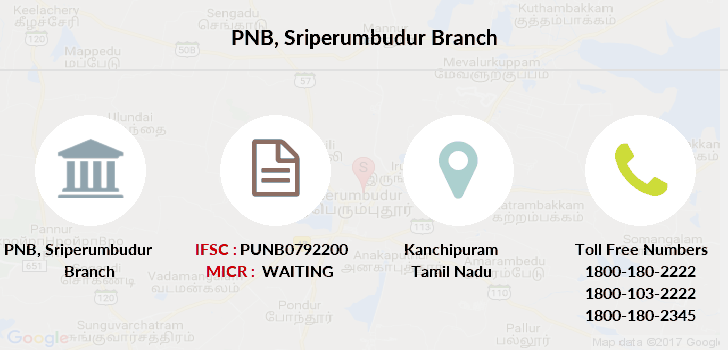 Punjab-national-bank Sriperumbudur branch