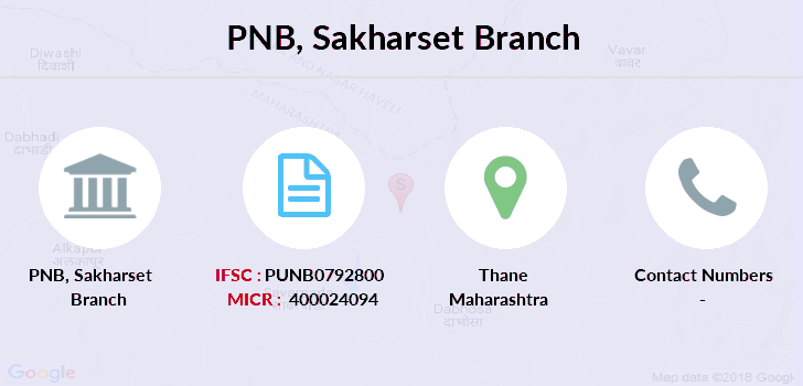 Punjab-national-bank Sakharset branch