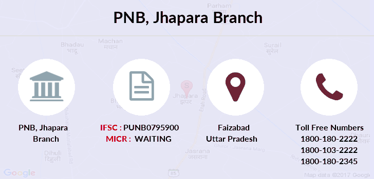 Punjab-national-bank Jhapara branch