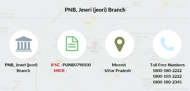 Punjab-national-bank Jewri-jeori branch