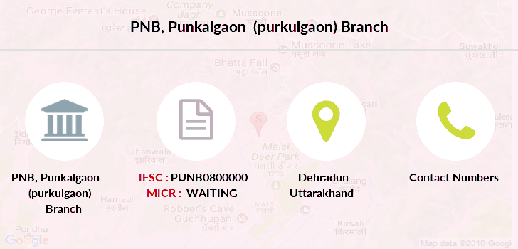 Punjab-national-bank Punkalgaon-purkulgaon branch