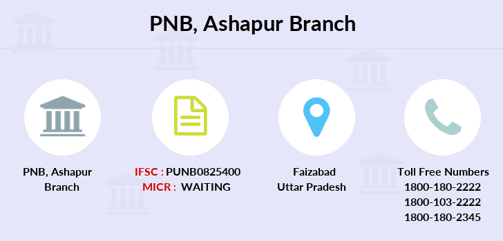 Punjab-national-bank Ashapur branch