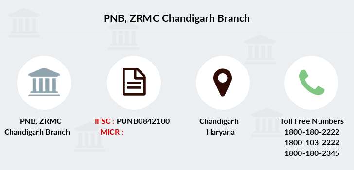 Punjab-national-bank Zrmc-chandigarh branch