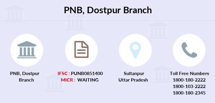 Punjab-national-bank Dostpur branch