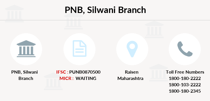 Punjab-national-bank Silwani branch