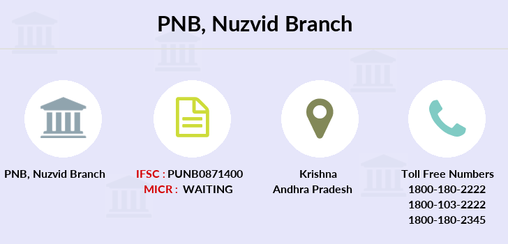 Punjab-national-bank Nuzvid branch