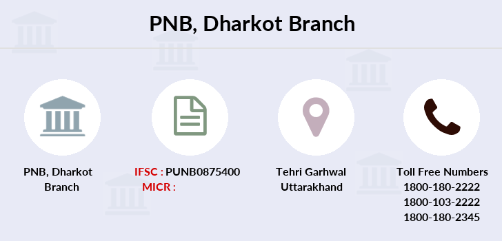 Punjab-national-bank Dharkot branch
