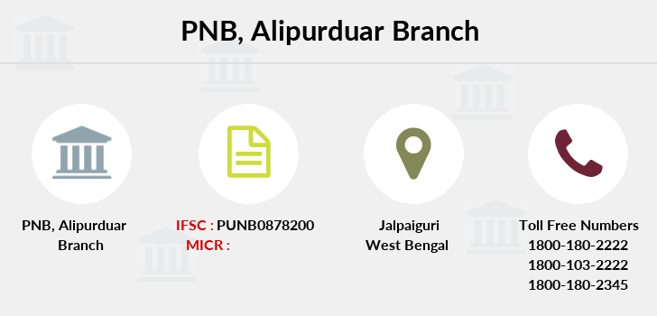 Punjab-national-bank Alipurduar branch