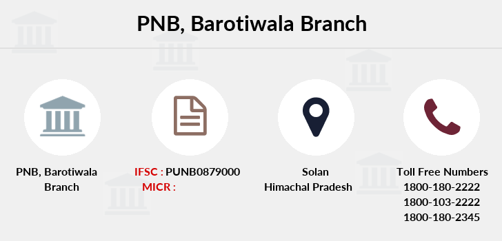 Punjab-national-bank Barotiwala branch