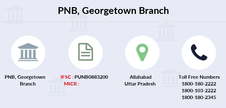 Punjab-national-bank Georgetown branch