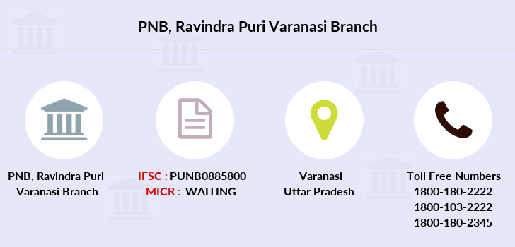 Punjab-national-bank Ravindra-puri-varanasi branch