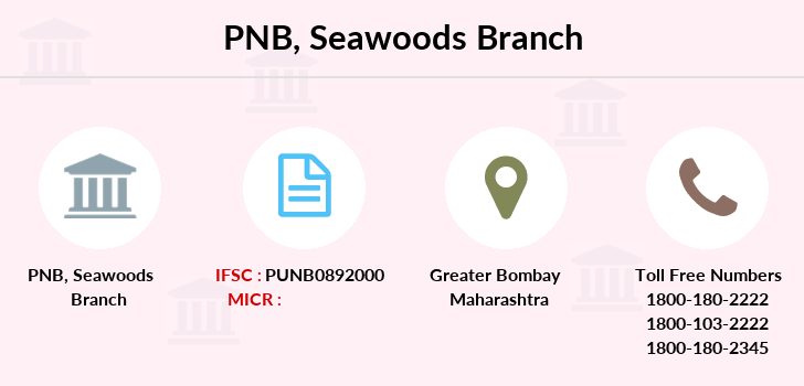 Punjab-national-bank Seawoods branch
