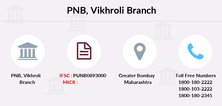 Punjab-national-bank Vikhroli branch