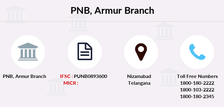 Punjab-national-bank Armur branch