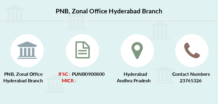 Punjab-national-bank Zonal-office-hyderabad branch