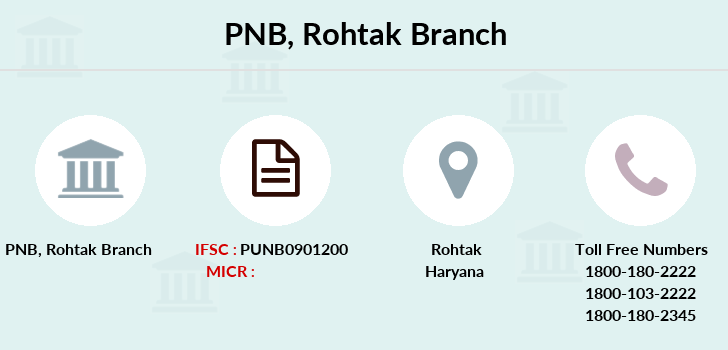 Punjab-national-bank Rohtak branch