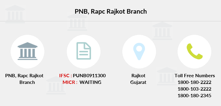Punjab-national-bank Rapc-rajkot branch