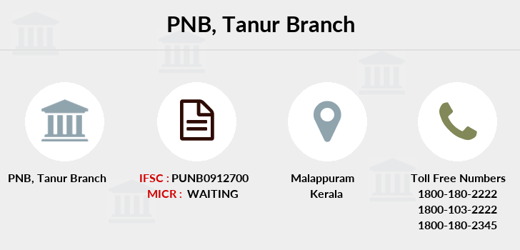 Punjab-national-bank Tanur branch