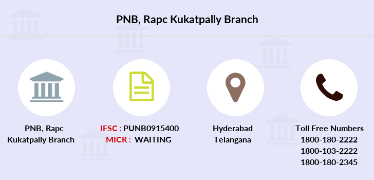 Punjab-national-bank Rapc-kukatpally branch