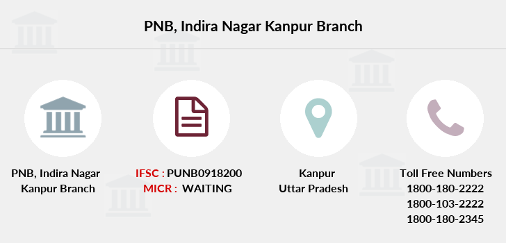 Punjab-national-bank Indira-nagar-kanpur branch