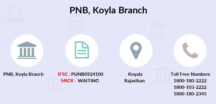 Punjab-national-bank Koyla branch