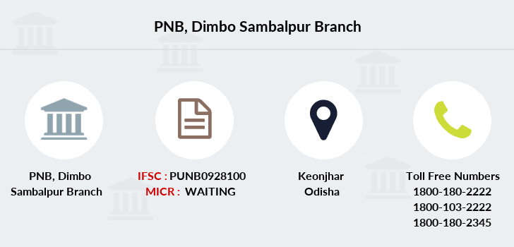Punjab-national-bank Dimbo-sambalpur branch