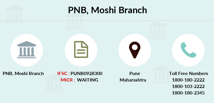 Punjab-national-bank Moshi branch