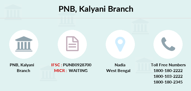 Punjab-national-bank Kalyani branch