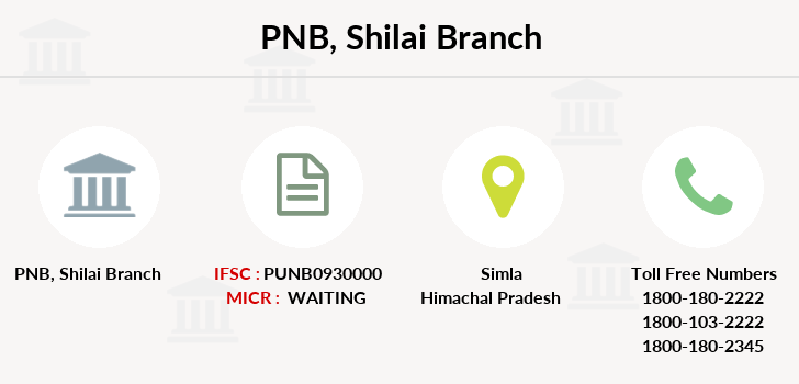Punjab-national-bank Shilai branch
