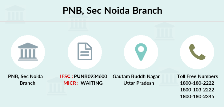 Punjab-national-bank Sec-noida branch