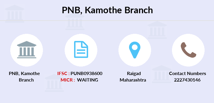 Punjab-national-bank Kamothe branch