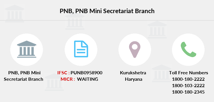 Punjab-national-bank Pnb-mini-secretariat branch