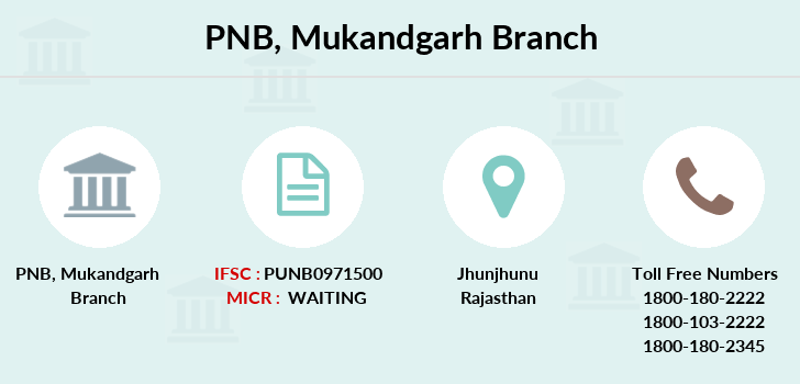Punjab-national-bank Mukandgarh branch