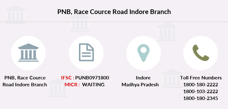 Punjab-national-bank Race-cource-road-indore branch