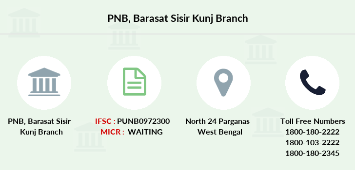 Punjab-national-bank Barasat-sisir-kunj branch