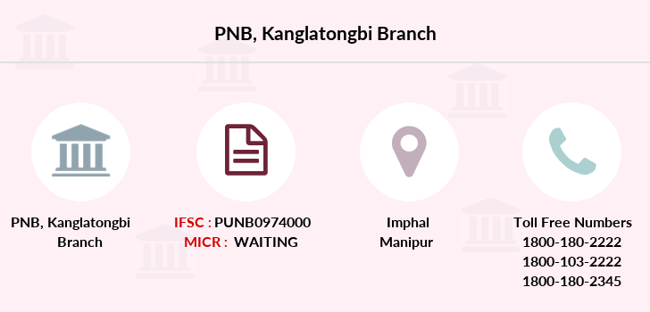 Punjab-national-bank Kanglatongbi branch