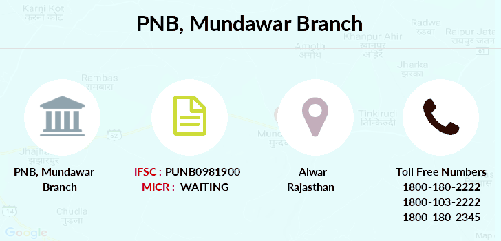 Punjab-national-bank Mundawar branch