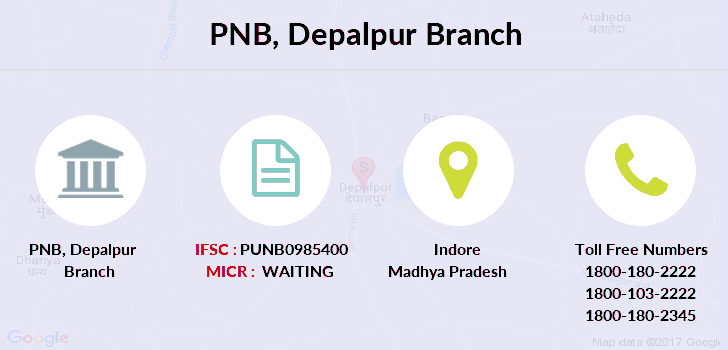 Punjab-national-bank Depalpur branch