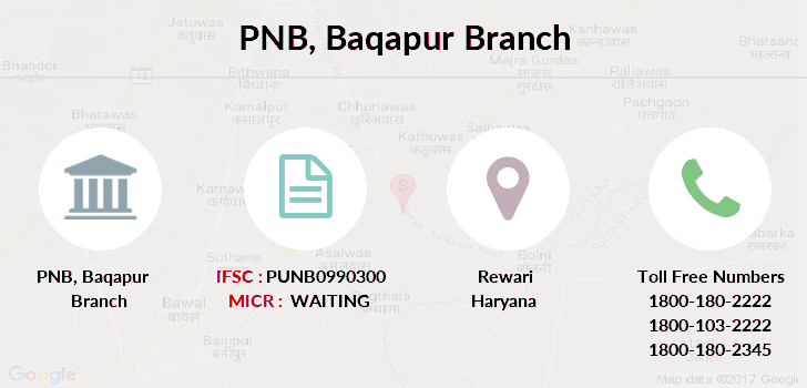 Punjab-national-bank Baqapur branch