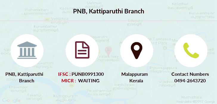 Punjab-national-bank Kattiparuthi branch