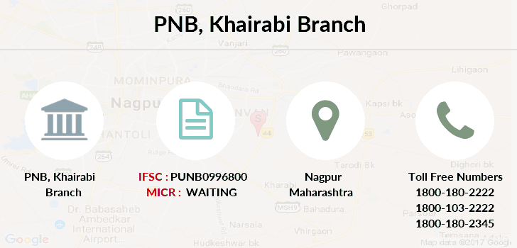 Punjab-national-bank Khairabi branch