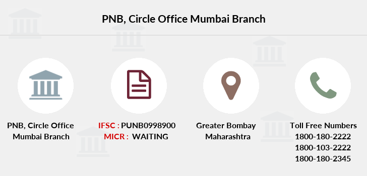 Punjab-national-bank Circle-office-mumbai branch