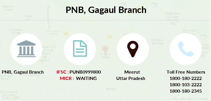 Punjab-national-bank Gagaul branch
