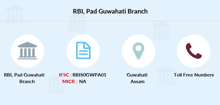 Reserve-bank-of-india Pad-guwahati branch