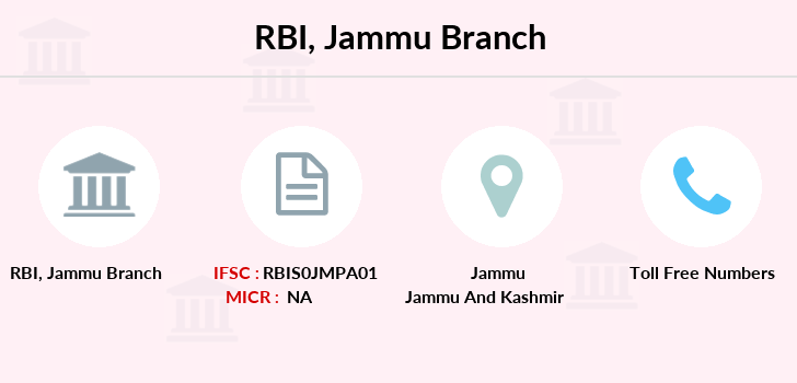 Reserve-bank-of-india Jammu branch