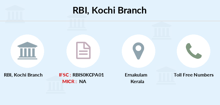 Reserve-bank-of-india Kochi branch