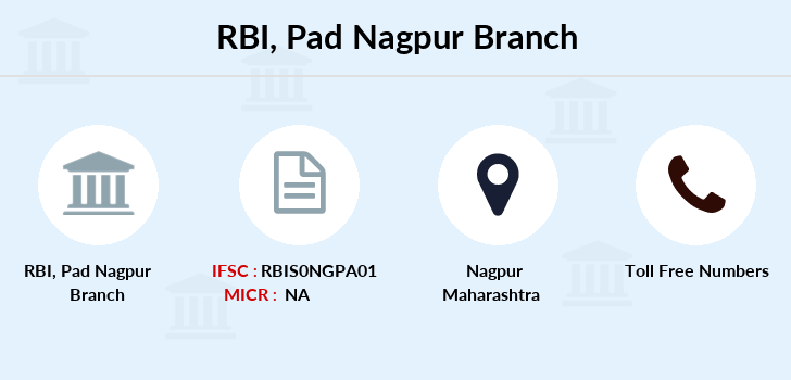 Reserve-bank-of-india Pad-nagpur branch
